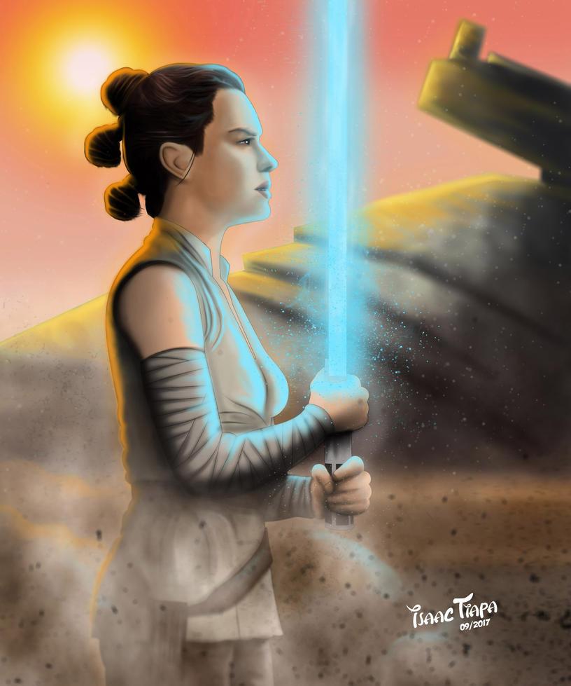 Rey by isaactiapa