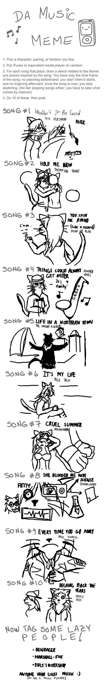 (MEME) Music is Art... by Tony-Akita