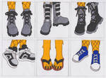 Crumpet's Shoe Collection
