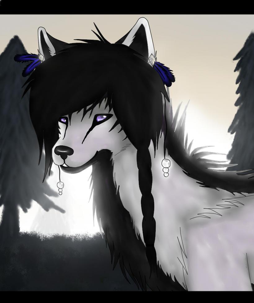 Tiriah - for conest by wolfynighteyes