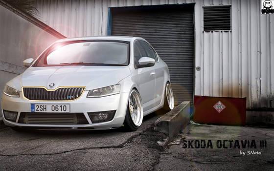 Skoda Octavia III decent VT by SNoW