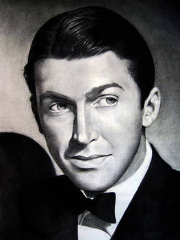 Portrait: Jimmy Stewart