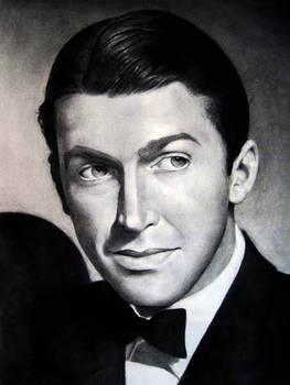 Portrait: Jimmy Stewart