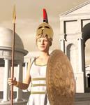 Golden Athena