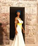 Nubian Priestess