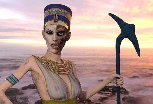 Vengeful Queen  Nitocris