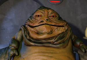 Jabba Portrait