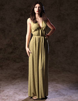 Judith Courtesan Dress
