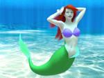 Ariel by dazinbane