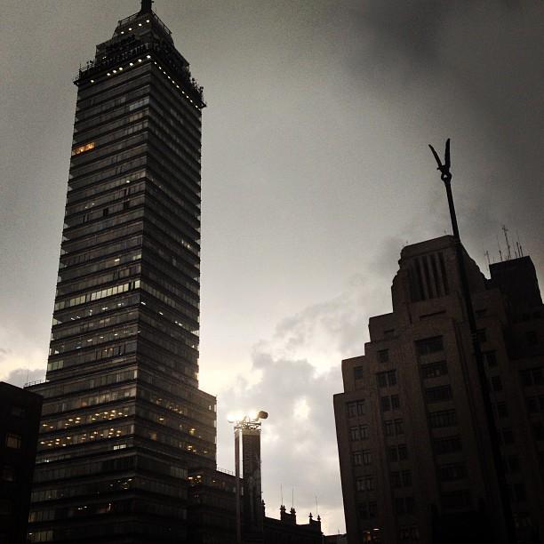 Mexico City by shakti-anishka
