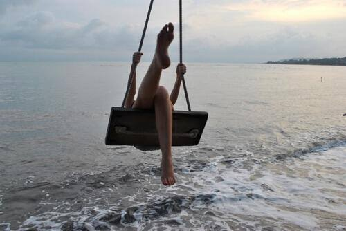 the swing by shakti-anishka