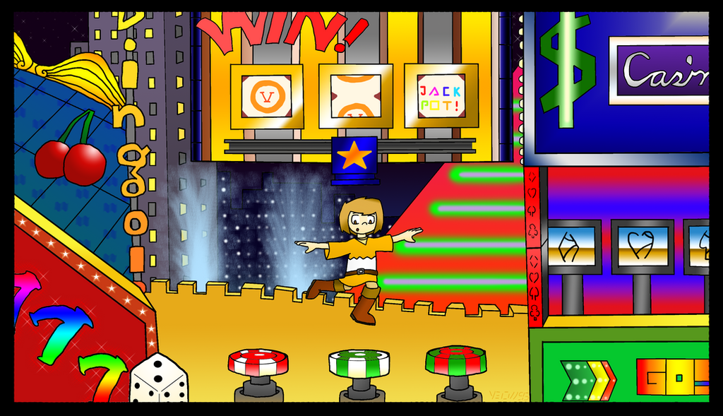 Yeow's cabinet of art Platformer_concept_4_color_by_yeow95-d6zenpr