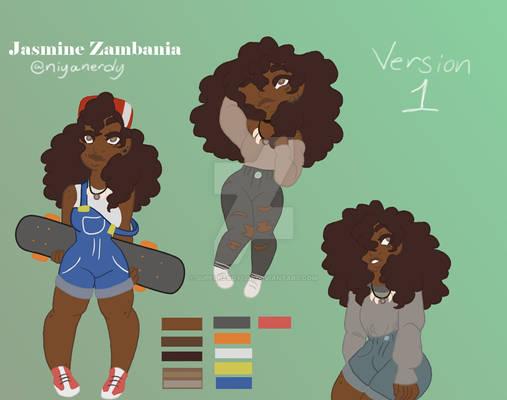 Jasmine's ref version 1