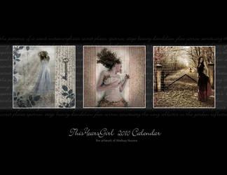 2010 Calendar by ThisYearsGirl