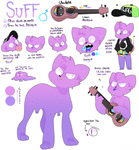 Suff reference sheet