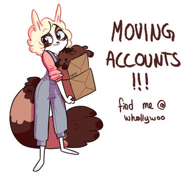 Moving accounts by iyd