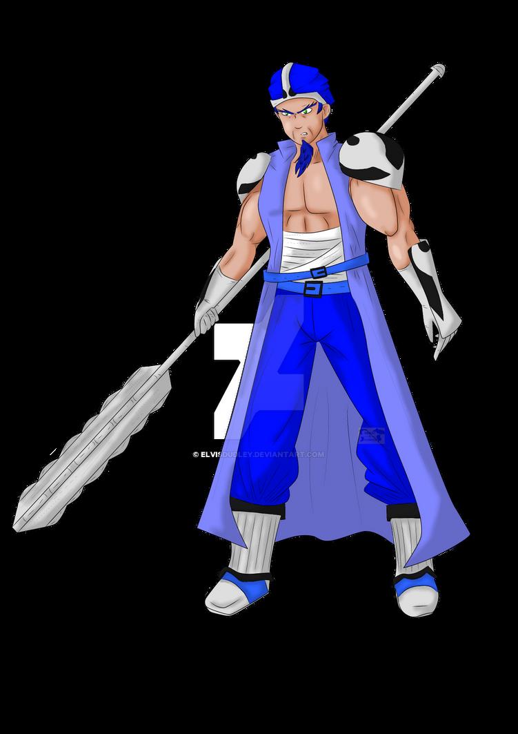 Character Art - General Morass