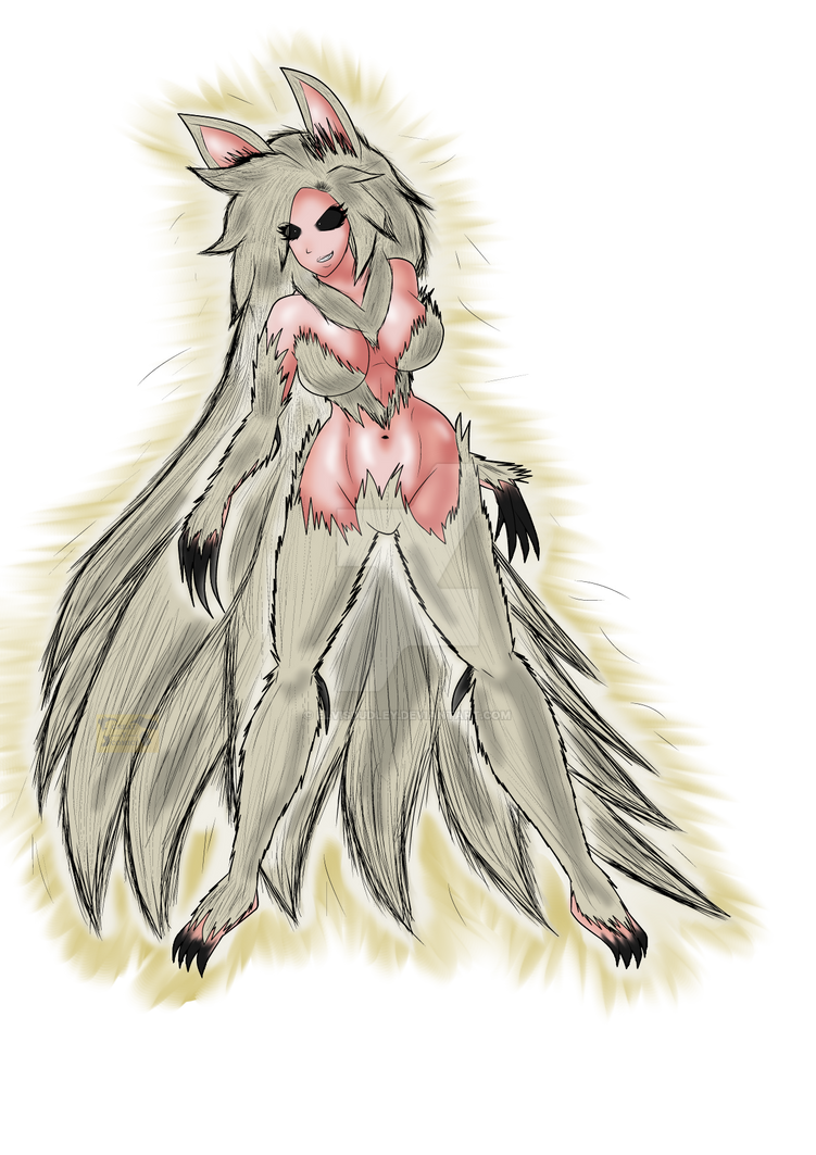 Character Art - Kendrala