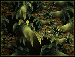 The Jungle Floor by SuicideBySafetyPin