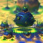 Color Dome by SuicideBySafetyPin