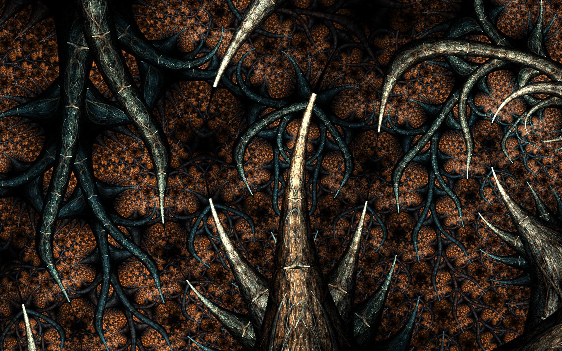Dark Forest by SuicideBySafetyPin