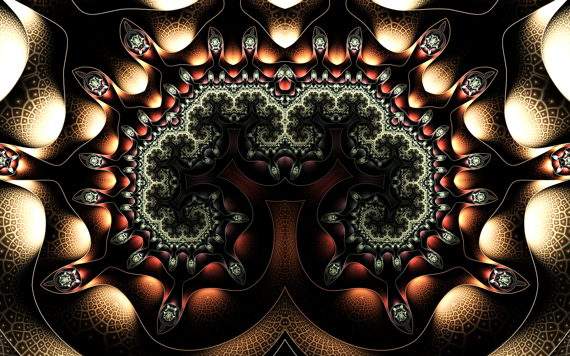 Speed Fractal by SuicideBySafetyPin