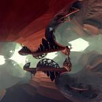 Caverns by SuicideBySafetyPin