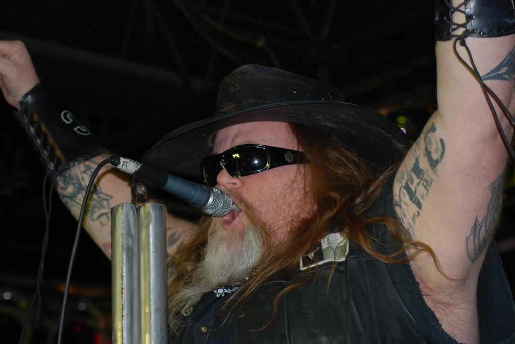 Texas Hippie Coalition by SuicideBySafetyPin