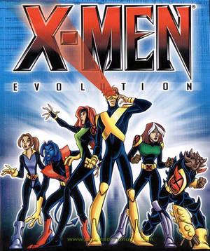 Xmen evo id by xmen-evolution