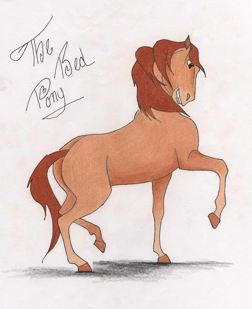 the red pony The red pony by author john steinbeck is a very notable book for young adults the central and recurring theme of the four stories told within this short novel is.