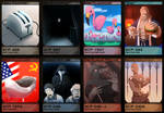 SCP Cards 1