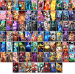 Smash Bros Ultimate Roster (with First Wave DLC)
