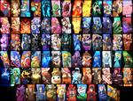 Smash Bros Ultimate Roster