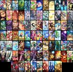 Smash Bros Ultimate Roster (1stDLC) RENEWED