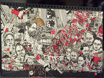 The Last of Us Poster: Update 9 (Complete Drawing)