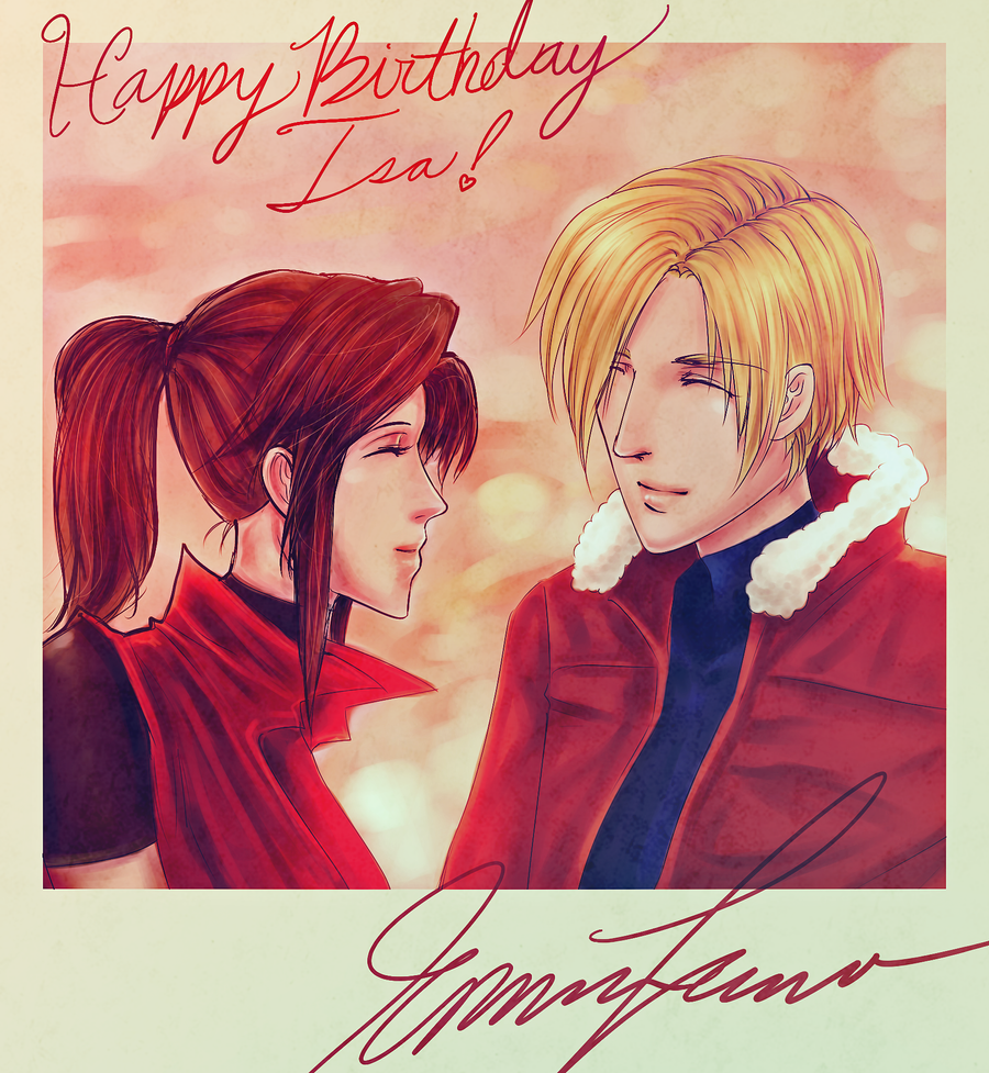 Happy 18th, Isa by EverasianSkies