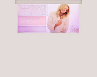 Ashley Tisdale: Premade 5.0 by sweetestsmiles