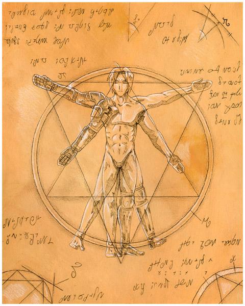 Anatomy Of A Combine : Anatomy of an alchemist i by tarkheki on deviantart