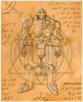 Anatomy of an Alchemist II by tarkheki
