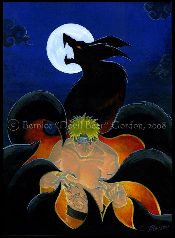 Naruto: The Inner Demon by tarkheki