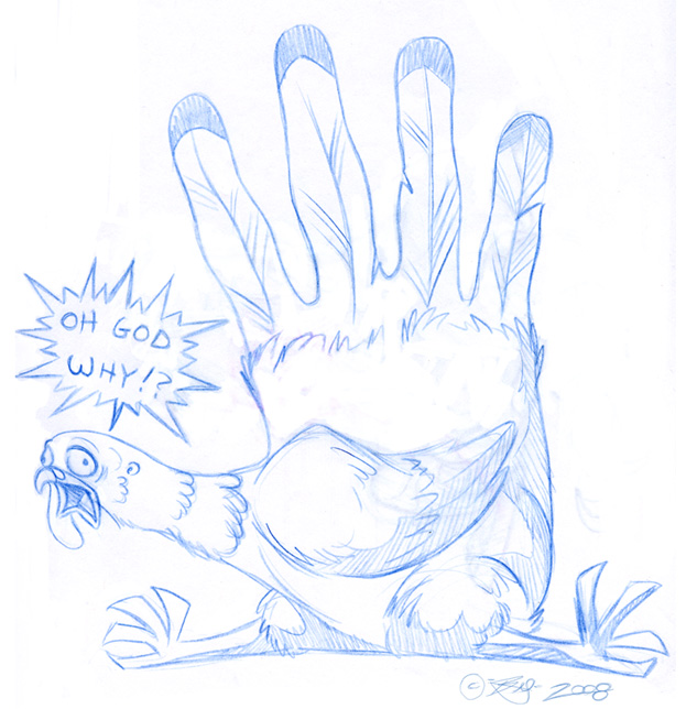 how to draw a turkey with your hand