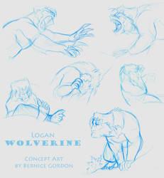 Logan Wolverine- Concept