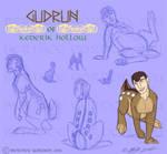 Gudrun Of Kederic Hollow