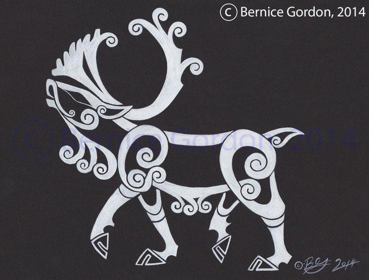 Caribou by tarkheki
