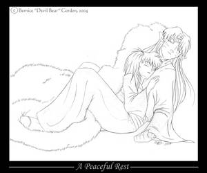 A Peaceful Rest by tarkheki