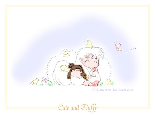 Cute and Fluffy by tarkheki