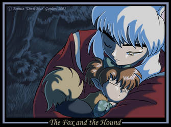 The Fox and the Hound by tarkheki