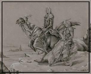 Brothers in Arms by tarkheki