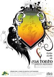 LoveTip reggae poster by kalabalik