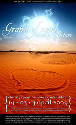 Grains of sand among the stars